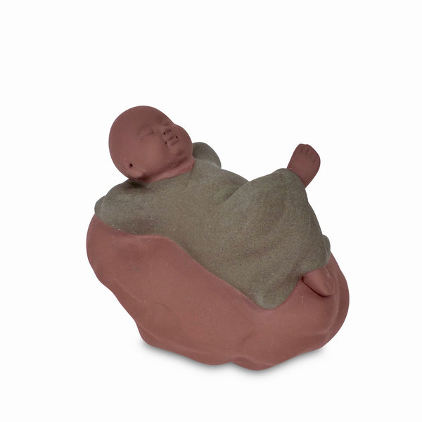 Terracotta Figurine Leisurely
