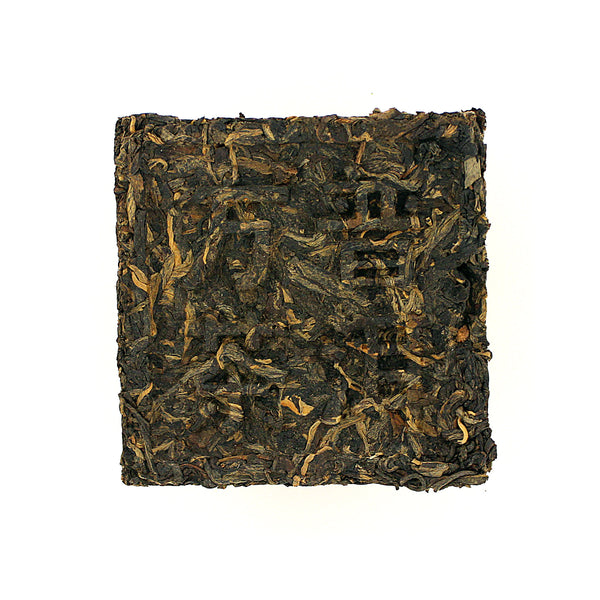2007 Mini Square Pu-erh Brick 100g 普洱⽅茶