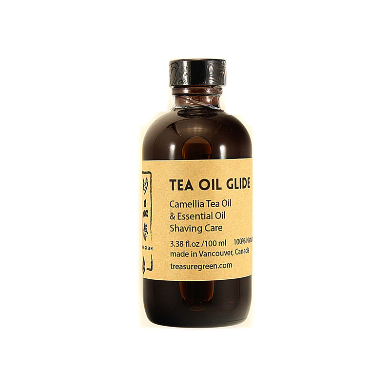 Camellia Tea Oil & Essential Oil Body Blend - GLIDE