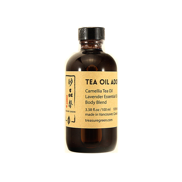 Camellia Tea Oil & Essential Oil Body Blend - ADORE