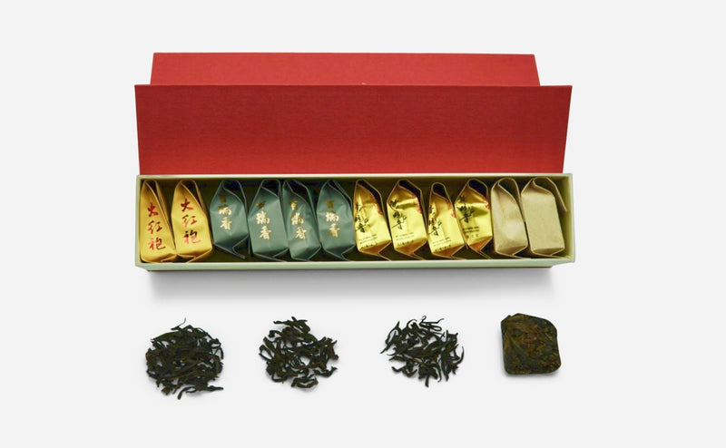 Exquisite Oolong Collection