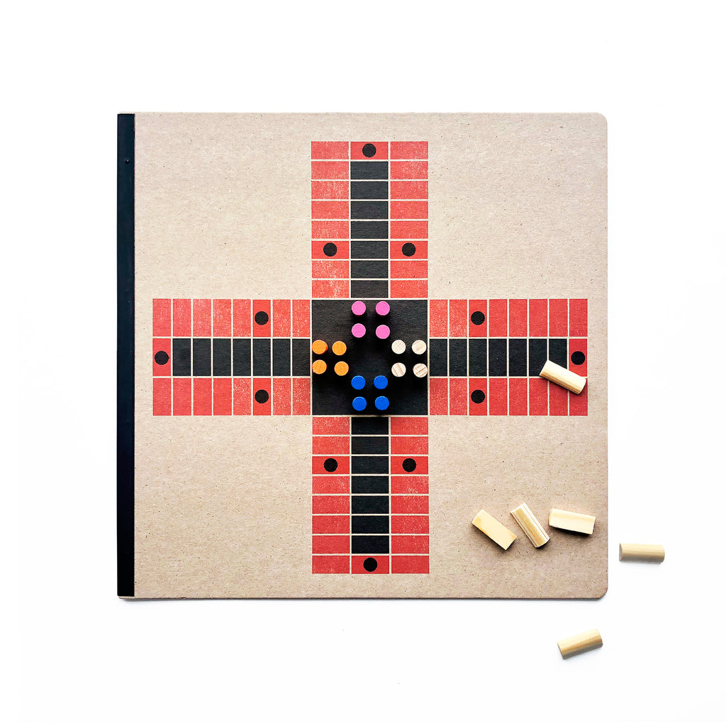 Pachisi, board game