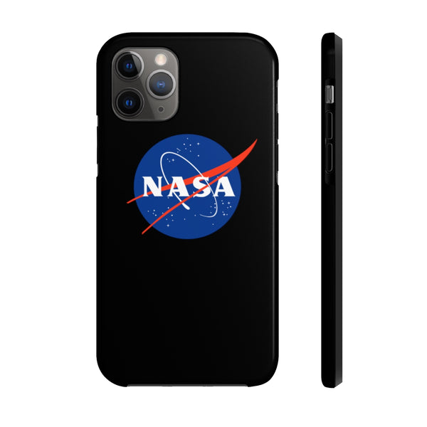 "Official NASA ""Meatball"" Logo Case Mate Tough iPhone Cases"