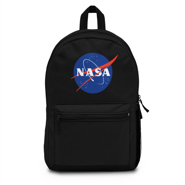 "Official NASA ""Meatball"" Logo Totally Badass Backpack"