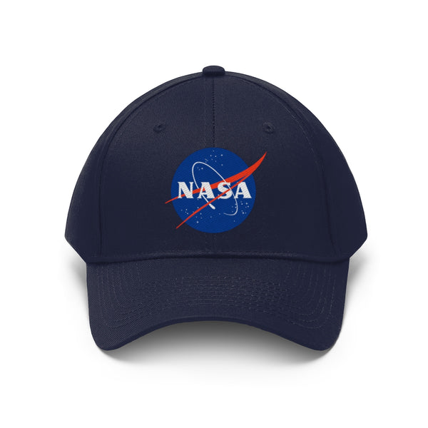 "Official NASA ""Meatball"" Logo Hat"