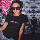 Official HackerNest Women's Slim Fit T-shirt