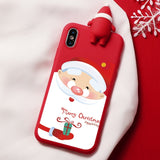 Supercute Holiday iPhone Case