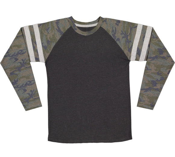 Adult Unisex Camo Long Sleeve
