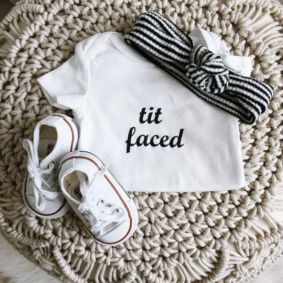 Tit Faced Onesie
