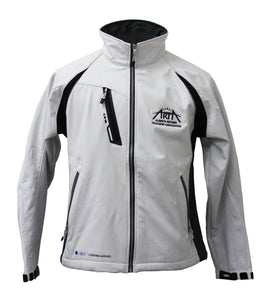 ARTA Branded White Women's Elevate Jacket