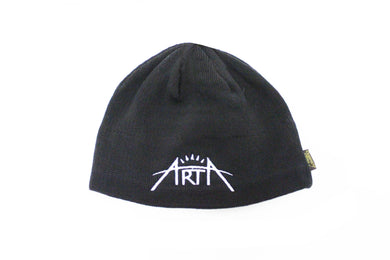 ARTA Branded Black Beanie Toque