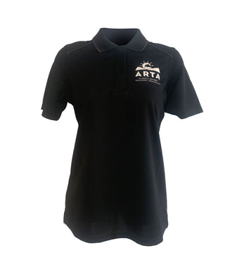 Women's ARTA Branded Golf Shirt - Available in 3 Colours