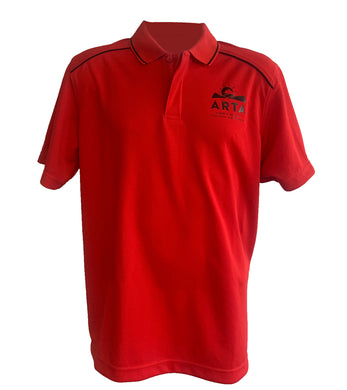 Men's ARTA Branded Golf Shirt - Available in 3 Colours