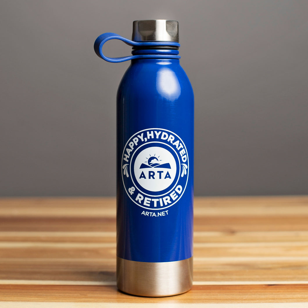 ARTA Branded 25oz Water Bottle