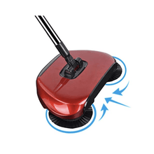 360° Sweeper™ - No Electricity, Batteries, or Cords Needed!