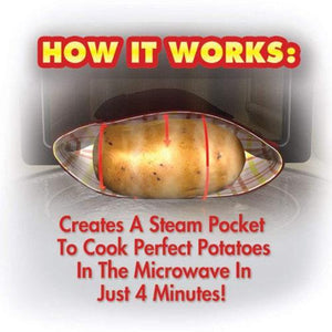 Cooking - Modernized Life™ Instant Baked Potato Bag