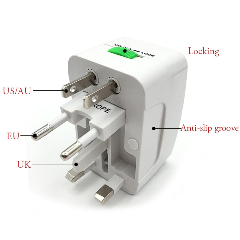 150 Countries Universal Travel Charger