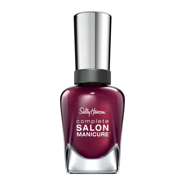 Sally Hansen - Complete Salon Manicure Nail Color, Wine Not - 411/480, Pack of 1 - H&B Aisle