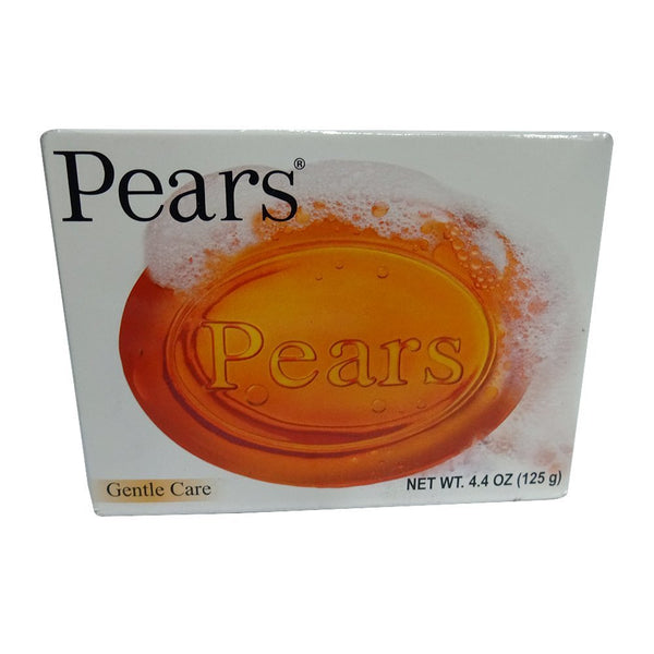 Pears Transparent Soap Bars 4.4 oz