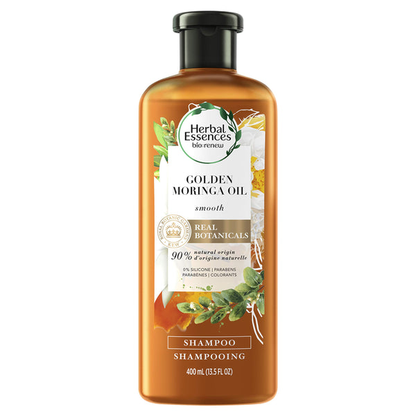 Herbal Essences Golden Moringa Oil Shampoo, 13.5 fl. oz.