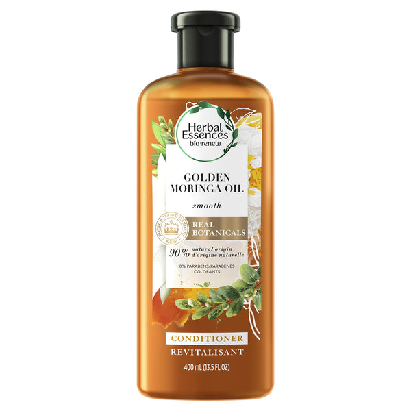 Herbal Essences Bio:Renew Smooth Conditioner, Golden Moringa Oil 13.5 oz