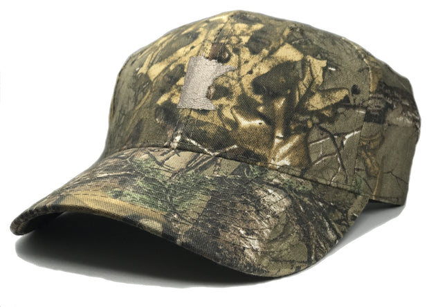 Home State - Camo Hat - TheSotaShop