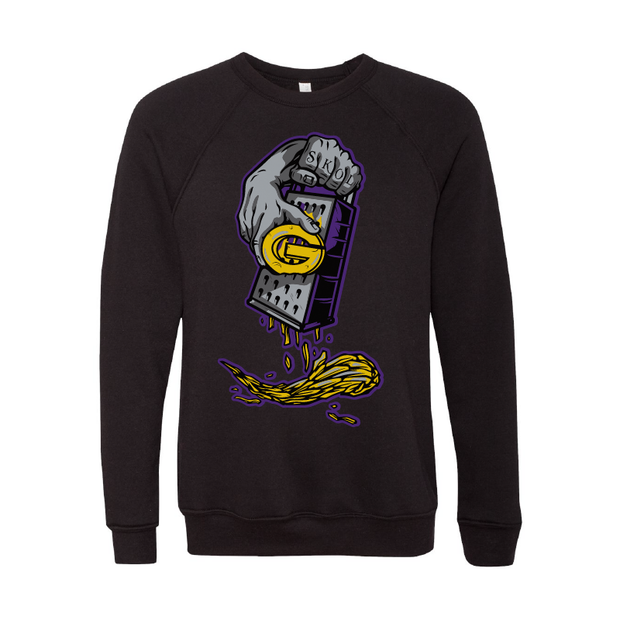 The Cheese Grater - Crewneck - TheSotaShop
