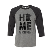 Home Grown - Raglan - TheSotaShop
