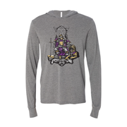 King of the North - Long Sleeve Hooded Tee - TheSotaShop