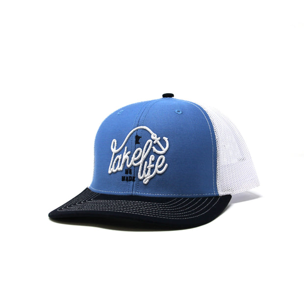 Lake Life - Snapback Hat - TheSotaShop