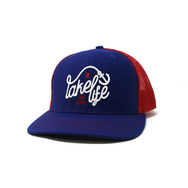 Lake Life - Snapback Hat | Wholesale - TheSotaShop