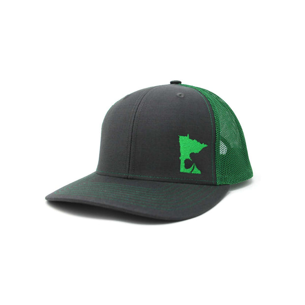 Lucky MN - Snapback Hat | Wholesale - TheSotaShop
