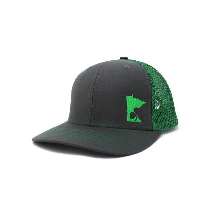 Lucky MN - Snapback Hat - TheSotaShop