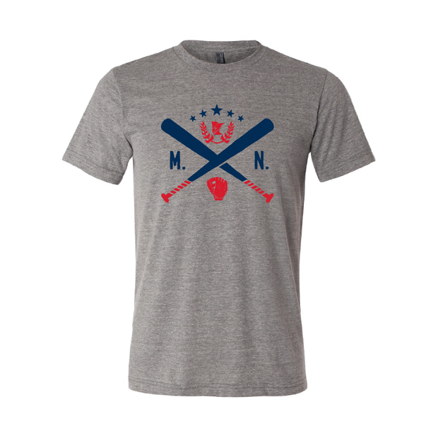MN Baseball - Tee - TheSotaShop