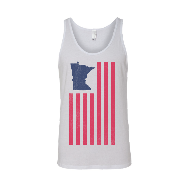 MN Flag - Tank | Wholesale - TheSotaShop