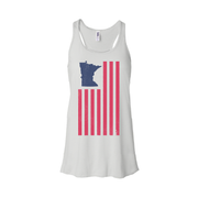 MN Flag - Women's Tank - TheSotaShop