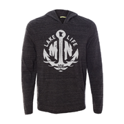 MN Lake Life - Long Sleeve Hooded Tee | Wholesale - TheSotaShop