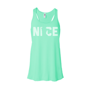 MN Nice - Women's Racerback Tank | Wholesale - TheSotaShop