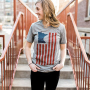 MN Flag - Tee - TheSotaShop