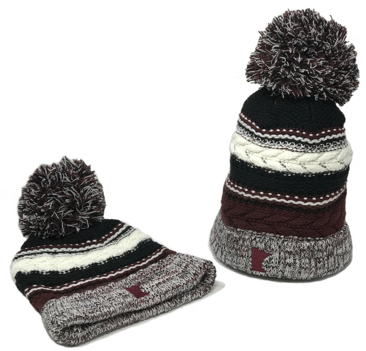 Home State - Pom Beanie - TheSotaShop