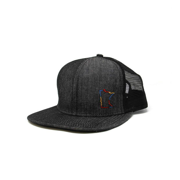 Mesabi Trail - Snapback - TheSotaShop