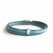 Minnesota Wrap Bracelet - TheSotaShop