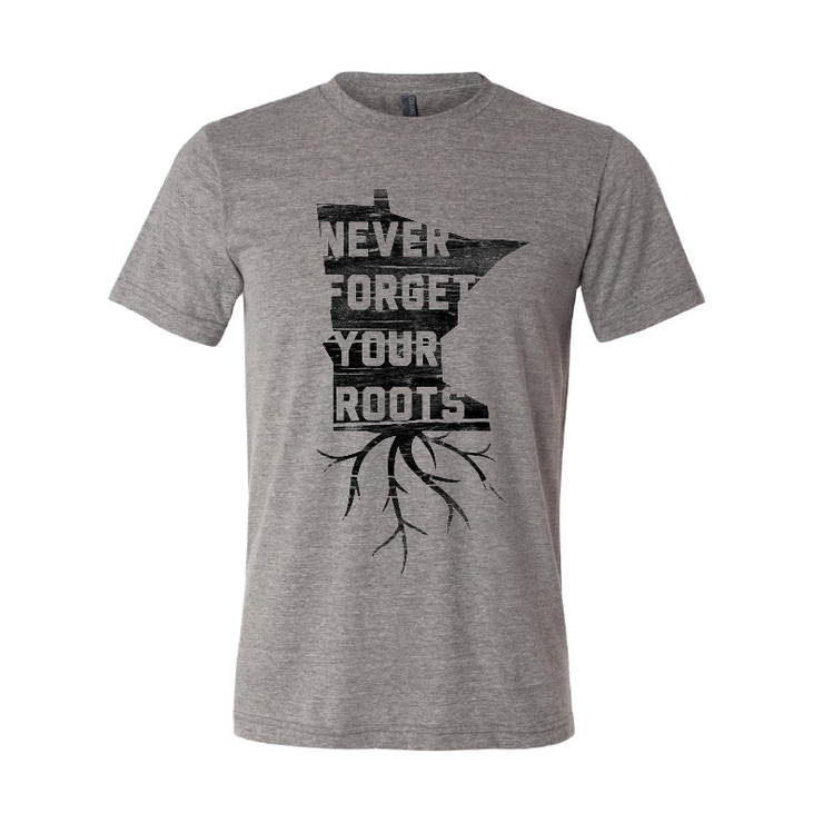 Never Forget Your Roots - Tee - TheSotaShop
