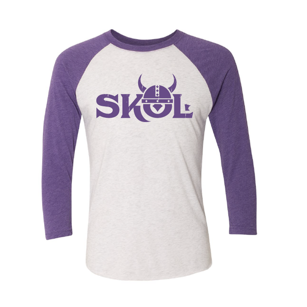 SKOL - Raglan | Wholesale - TheSotaShop