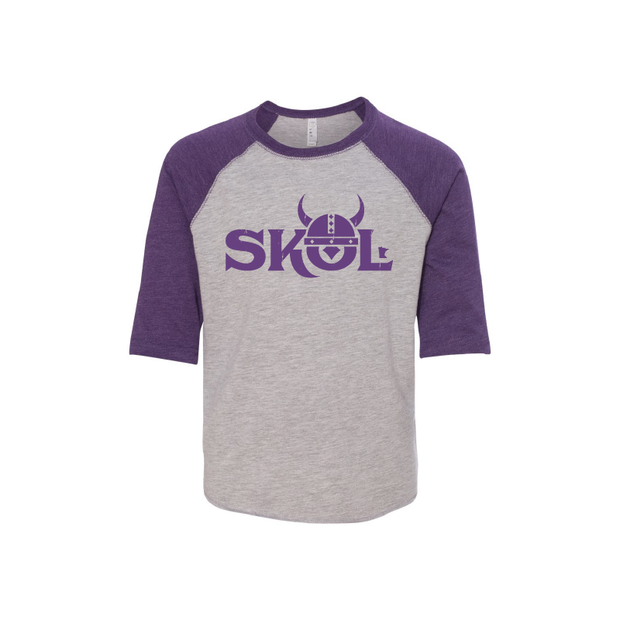 SKOL - Toddler Raglan - TheSotaShop