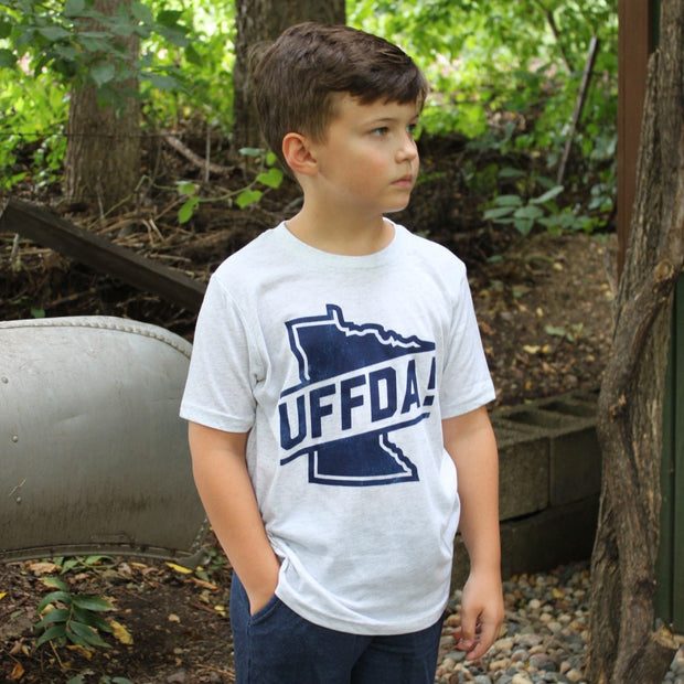 Uffda - Youth Tee