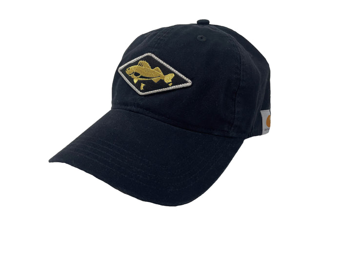 NEW! - Relaxed Carhartt Walleye MN Dad Hat