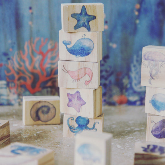 Imaginary Play Set | Under the Sea