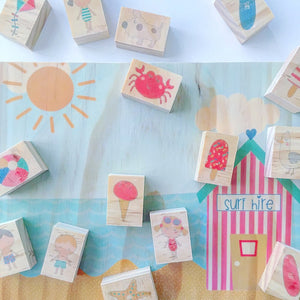 Imaginary Play Set | Day at the Beach