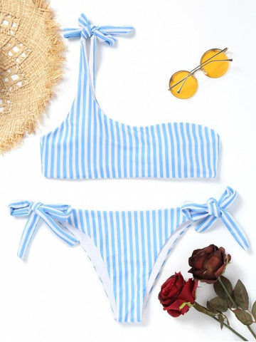 Push Up Plunge Bathing Suit